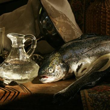 Настойка «Рыбацкая». Рецепт приготовления напитка и ухи.